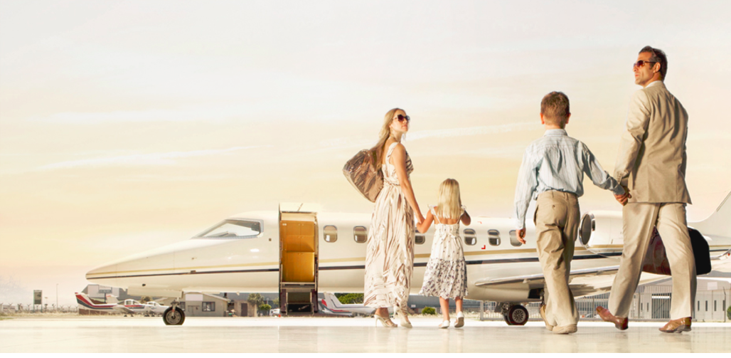 Engel & Volkers private aviation