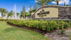 Esplanade Golf & Country Club Naples FL