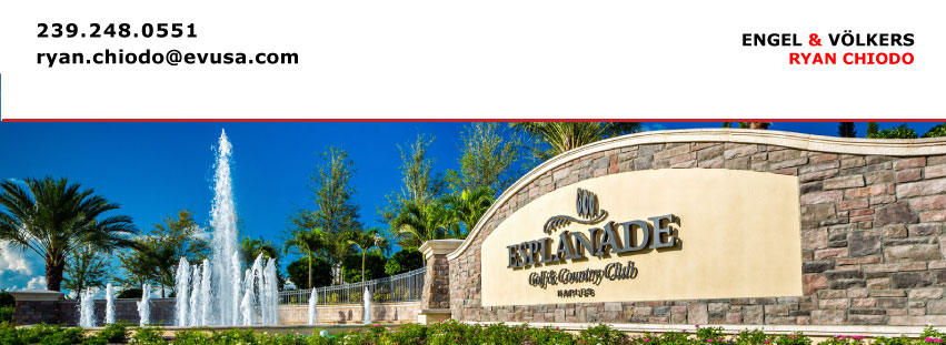 Esplanade homes for sales