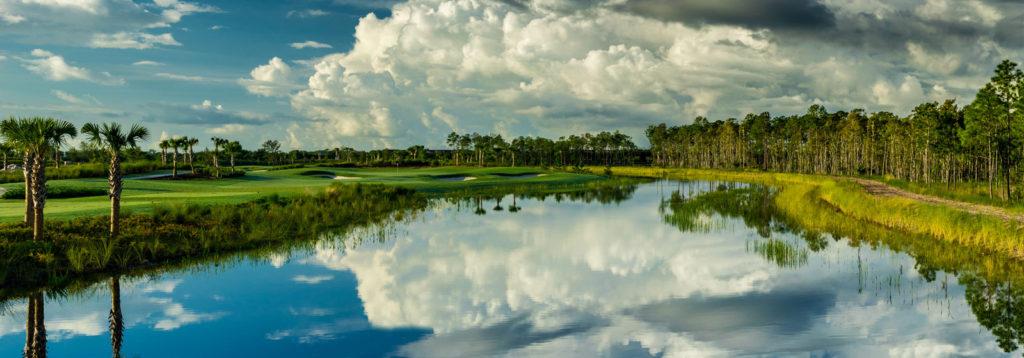 Esplanade Golf resort