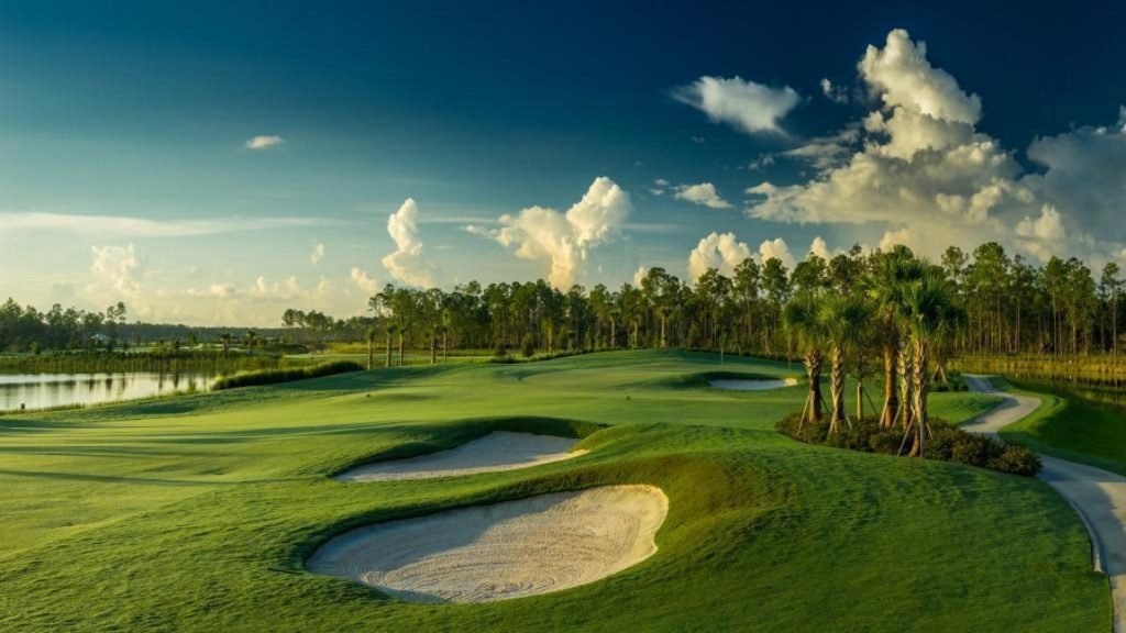 Golf course Naples Fl