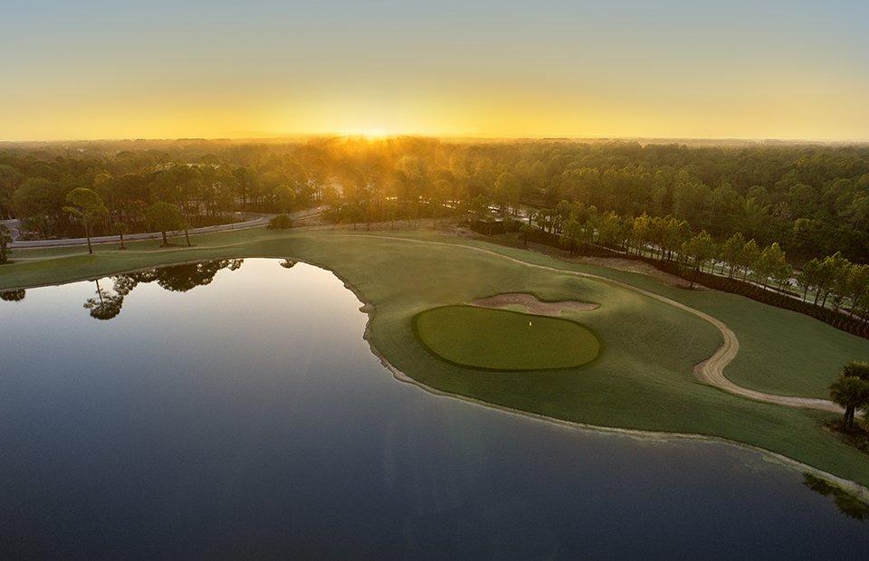 Greywhawk Golf at the everglades