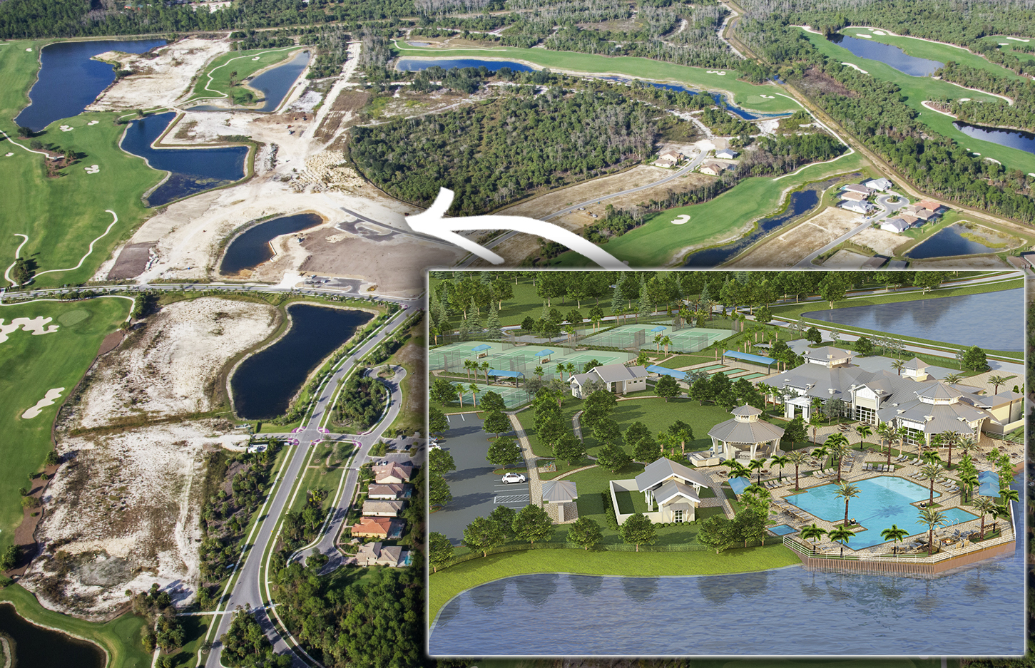 Greyhawk gulf at the everglades naples Fl real estate