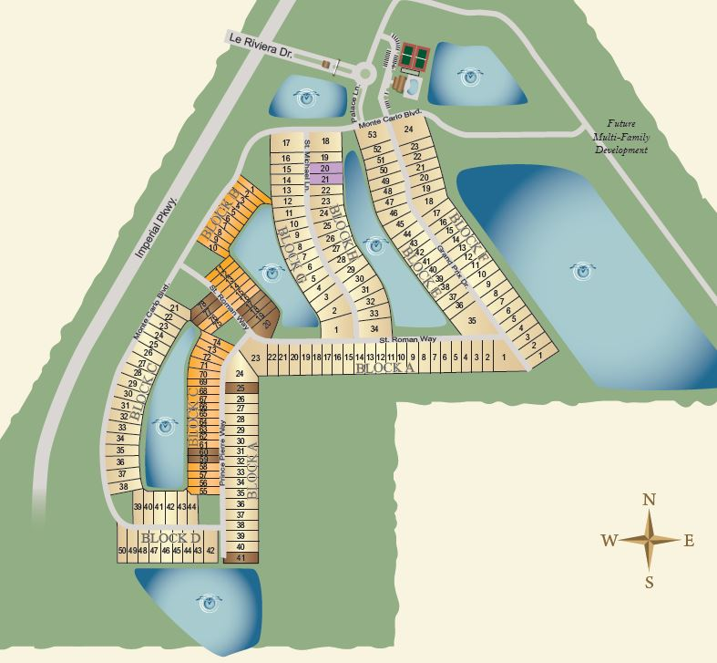 Paloma Condominium Site Plan