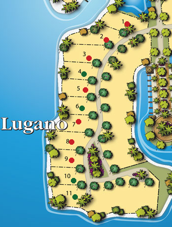 Lugano Sitemap