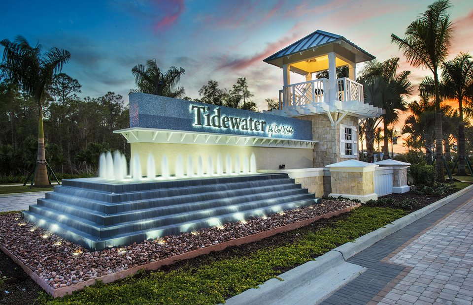 Tidewater Estero Florida Communities