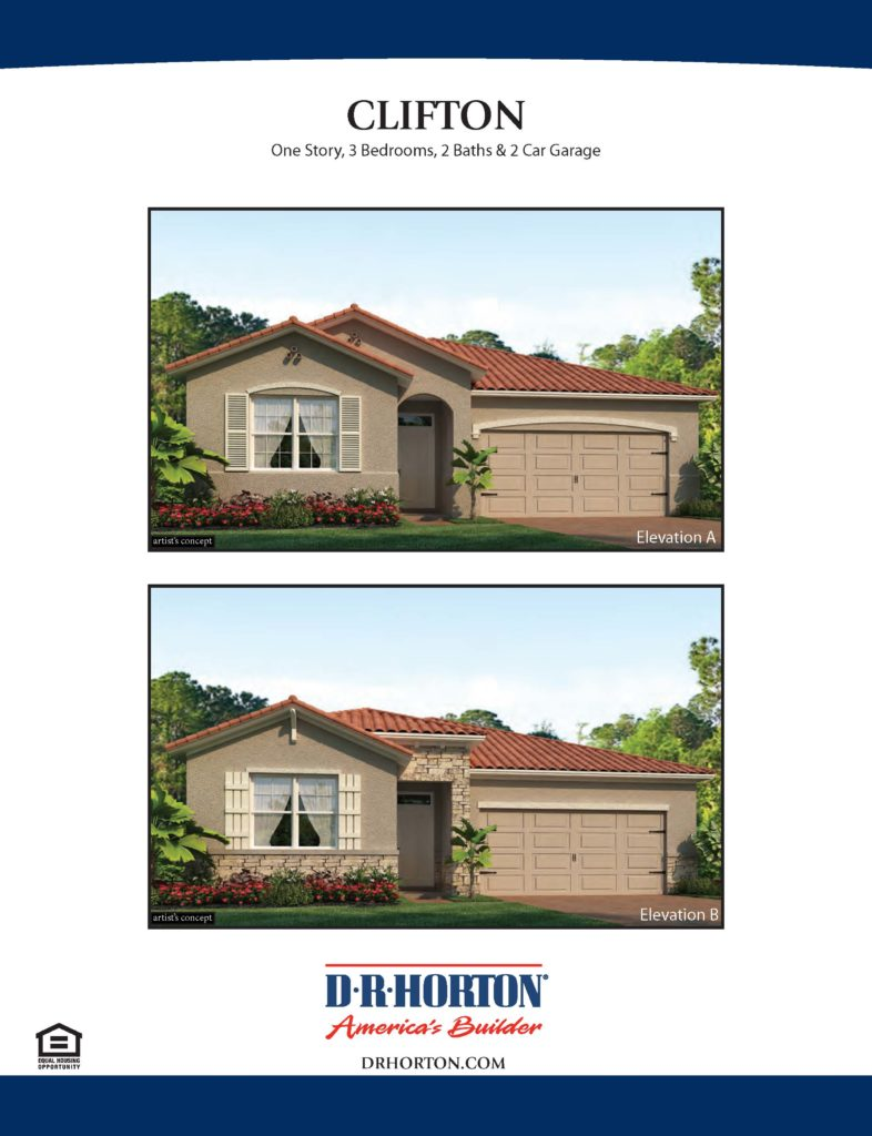 Barrington Cove | Clifton Model