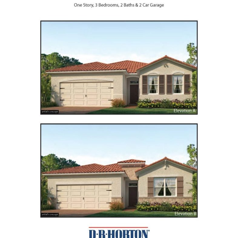 Barrington Cove | Delray Model